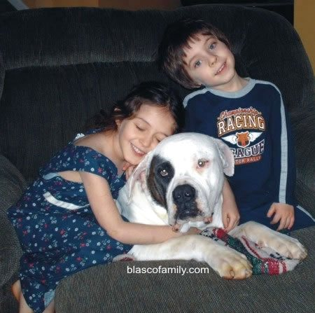 American Bulldogs and Blasco Kids